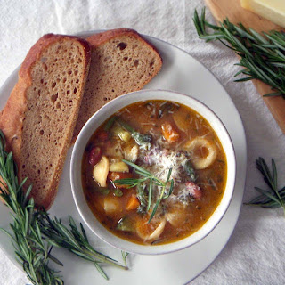 Minestrone Soup With Pinto Beans Recipes