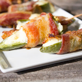 Sweet and Spicy Jalapeno Poppers