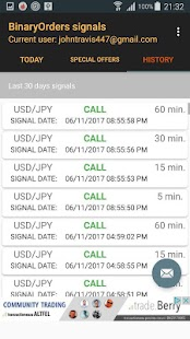 Free Binary Options Signals - náhled