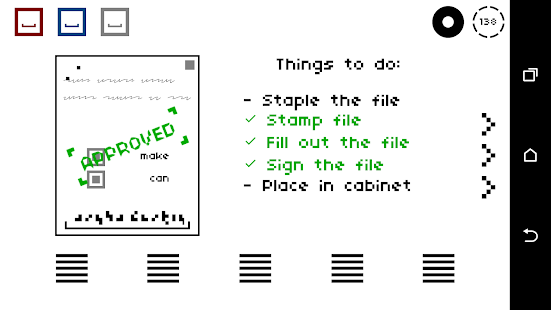 Take Care of the Paperwork- screenshot thumbnail