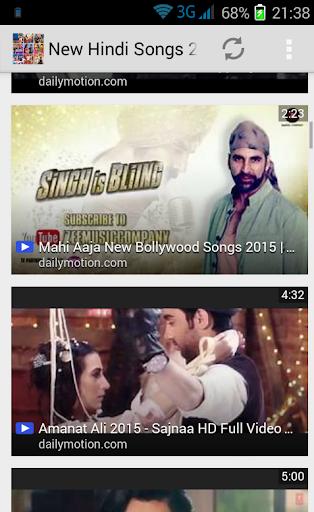 New Hindi Video Songs 2015