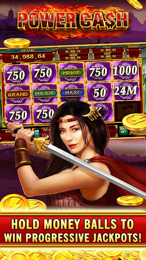 Thunder Jackpot Slots Casino - Free Slot Games screenshots 9