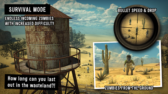 Last Hope - Zombie Sniper 3D- screenshot thumbnail