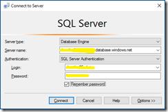 Azure-SQLDatabase7