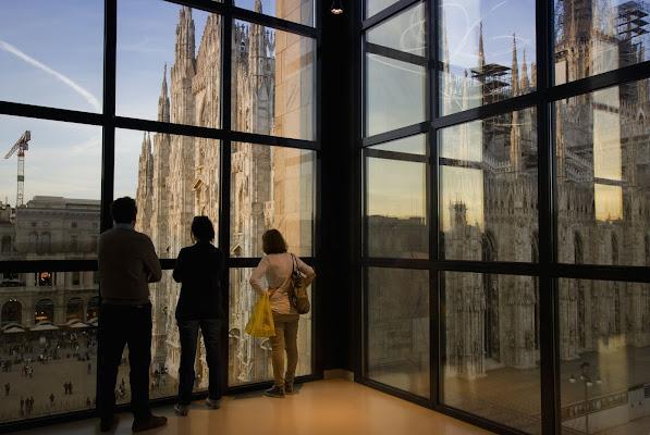Attraverso il vetro di Tiziana Detoni