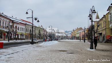 Photo: Turda  Piata Republicii - (2011.01.01)