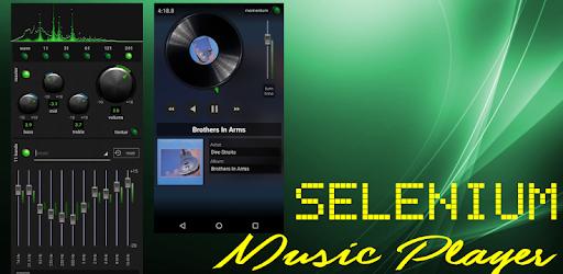 SELENIUM - Music Player - Apps on Google Play