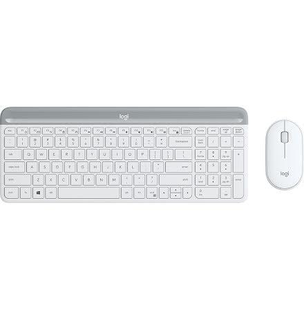 Desktop Logitech MK470 vit