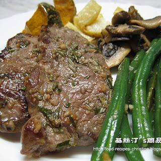 Lamb Leg Steak Recipes