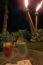 Photo: Drinkit rannalla