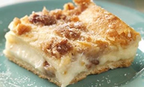 Cream Cheese Pecan Delights Recipe