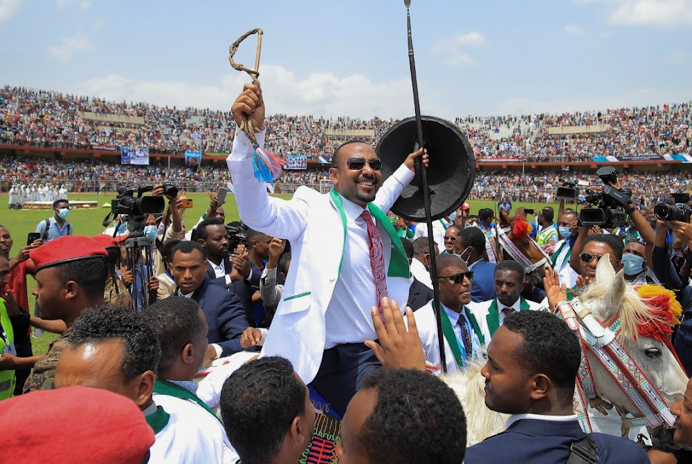 Ethiopia's prime minister: next week's election will be peaceful