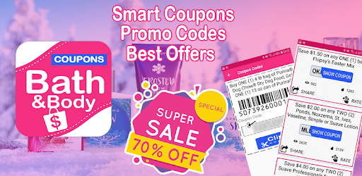 Приложения в Google Play – Coupons For Bath & Body Works - Hot ...