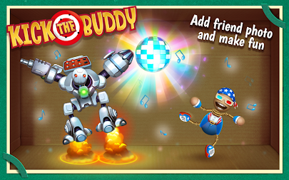 Kick the Buddy APK screenshot thumbnail 13
