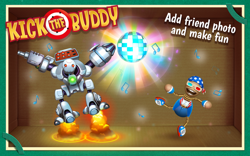 Kick the Buddy Screenshot 12