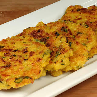 Corn Fritters With Rice Flour Recipes.