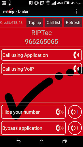 Mivmo-Crystal clear FREE calls