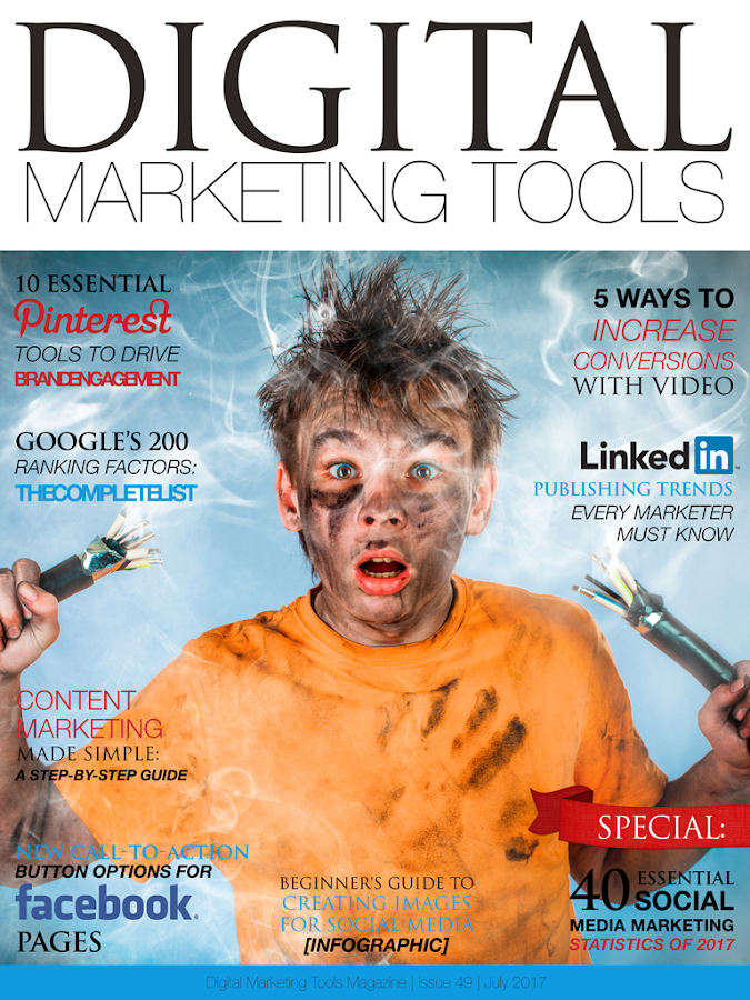 Digital Marketing Tools- screenshot