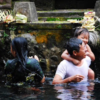 Indonesia: tempio di Tirta Empul di