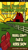 Screenshot of Russell Co Fair & Horse Show