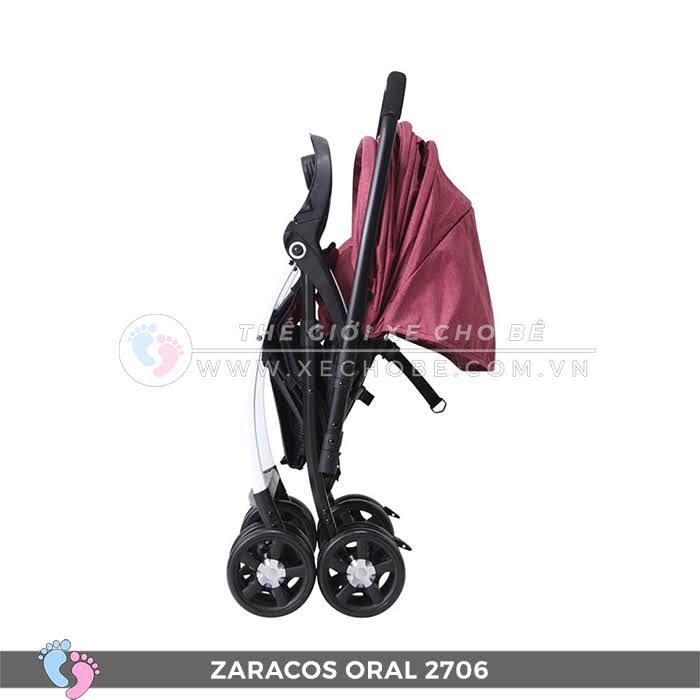 Xe đẩy 2 chiều Zaracos ORAL 2706 12