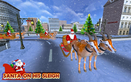 Foto do Christmas Santa Rush Gift Delivery- New Game 2020
