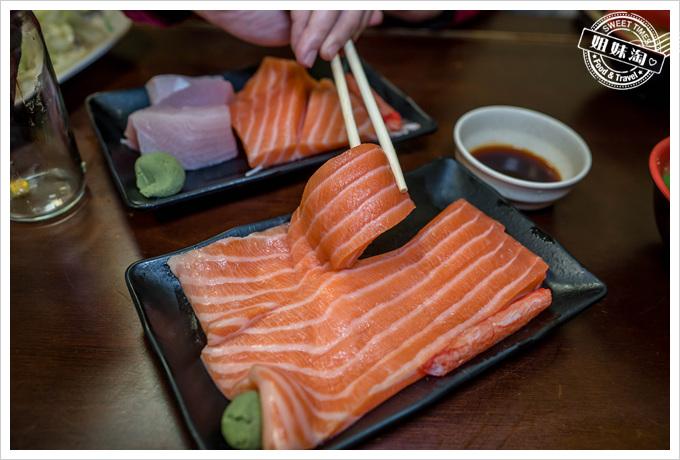 三味食堂鮭魚肚