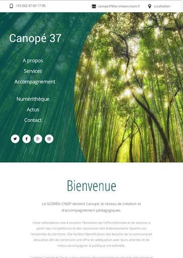 Atelier Canopé de Tours