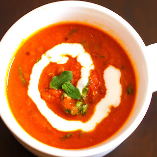 Tomato Soup With Milk Recipes