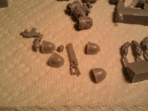 Photo: MK2 miscellaneous bits