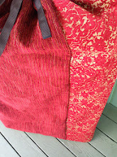Photo: just one of my loom bags i sew and sell in my etsy shop