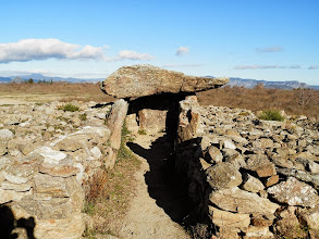 Photo: Dolmen du Moli del Vent