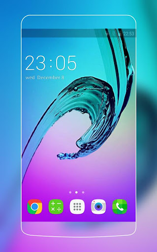 Theme for Samsung Galaxy A7 HD Wallpapers  screenshots 1