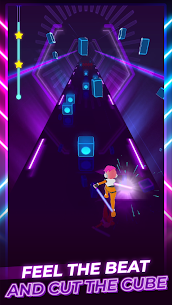 Beat Blader 3D: Dash and Slash MOD (Unlimited Money) 3