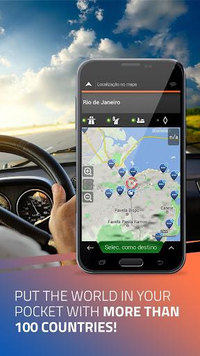 iGO Navigation screenshot 1