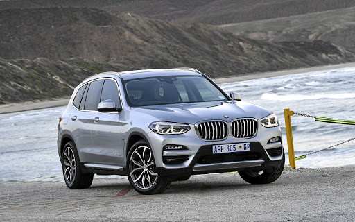 The X3 is now more grown up and even more of an all-rounder
