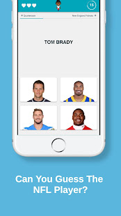 NFL Player Quiz for PC-Windows 7,8,10 and Mac apk screenshot 3
