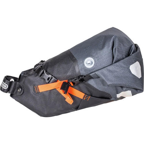 Ortlieb Bike Packing Seat Pack, Medium, 11 Liter