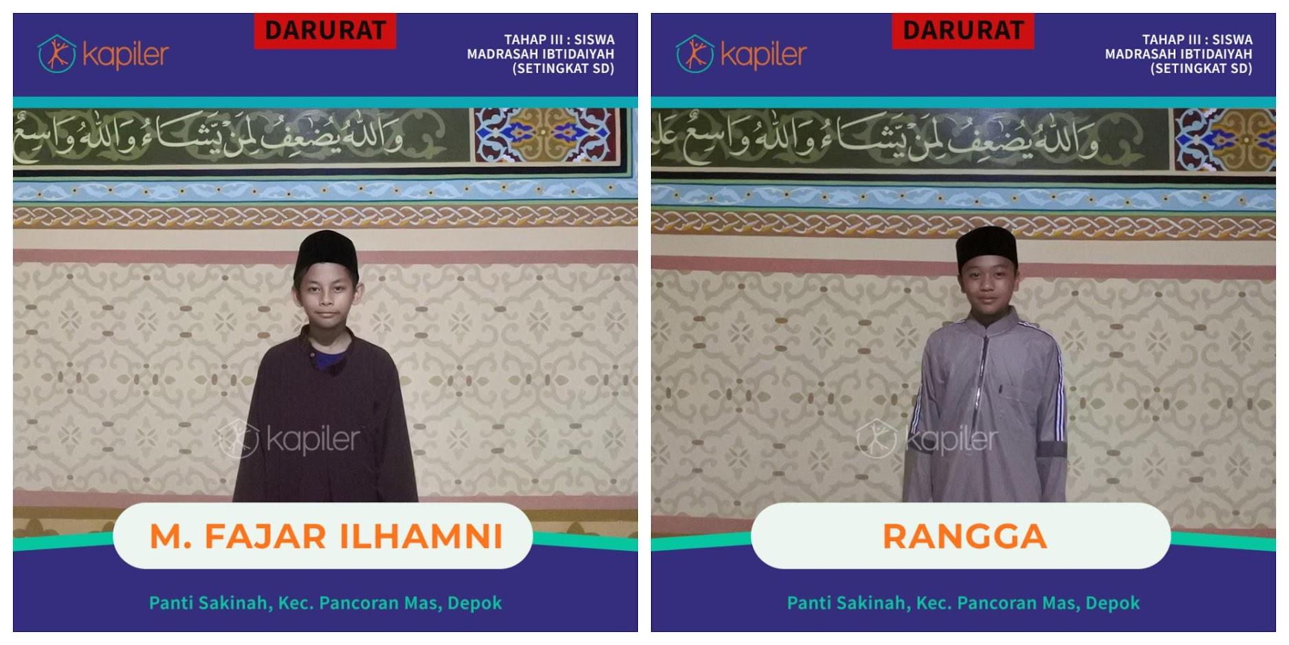 Kapiler Indonesia Donasi Online Anak Panti Asuhan Lembaga Yayasan Berdaya