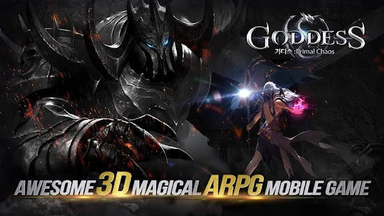 play Goddess: Primal Chaos - SEA  Free 3D Action MMORPG on pc & mac