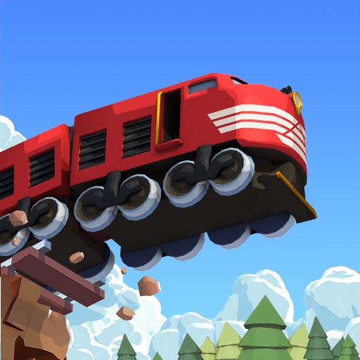 Train Conductor World Icon