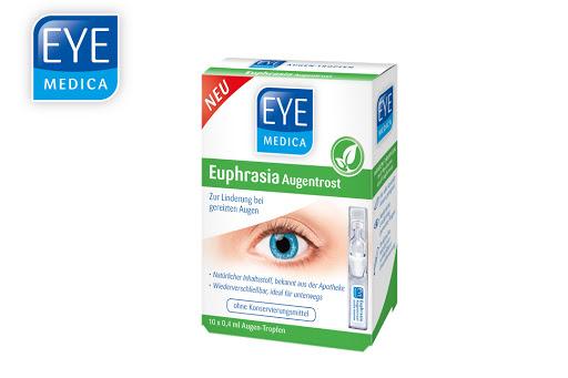 Bild für Cashback-Angebot: EyeMedica® Euphrasia Augentrost Augen-Tropfen - Eyemedica®