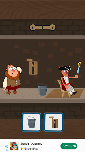 Save The Pirate! apktram screenshots 2