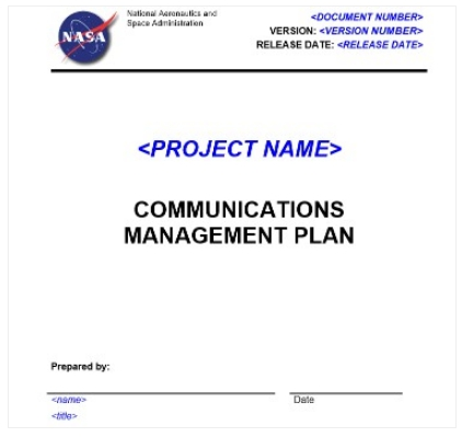 this is one of the most in depth communication plan templates online besides the usual sections it includes a stakeholder interestpower grid to map the