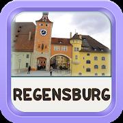 Regensburg Offline Map Guide