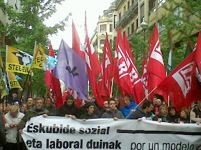 Photo: DONOSTIA. Manifestazio Nagusia