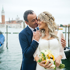 Bröllopsfotograf Yorgos Fasoulis (yorgosfasoulis). Foto av 16.09.2018