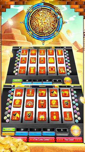 Cleopatra Slot Machine: Free ♛ Screenshot