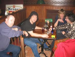 Photo: Brasserie Niveau (2007)-met Fons (Scabs) (genieten na optreden)