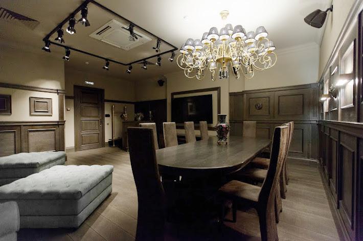 Фото №1 зала Зеленый зал